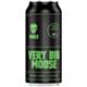 Fierce Very Big Moose