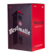 Westmalle Trappist Gift Pack - 2 x 33cl bottle with glass